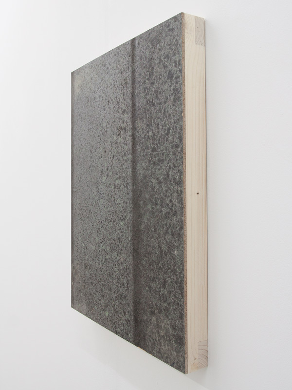 olve-sande-Untitled-Grey_acrylics_on_stage-floor_timber-frame_54x43_2