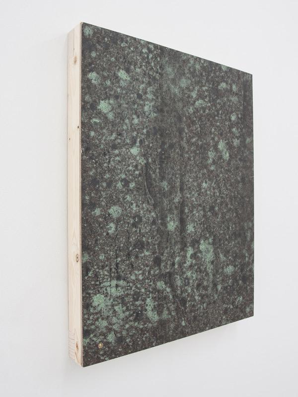 olve-sande-Untitled_acrylics_on_stage-floor_timber-frame_51x40-2